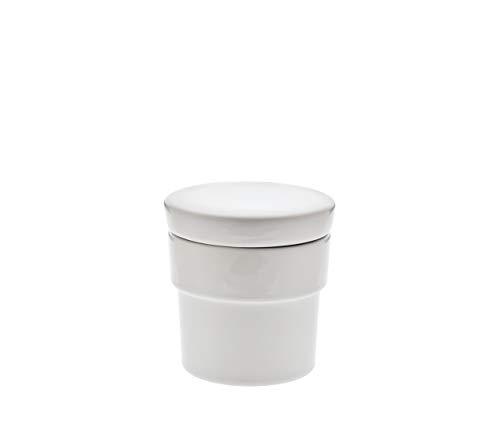 Küchenprofi KP1006778200 Gewürzreibe-Kp1006778200 Töpfe, Porzellan, Weiß