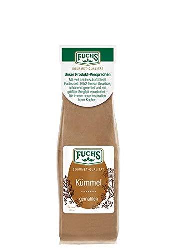 Fuchs Gewürze Kümmel gemahlen, 50 g