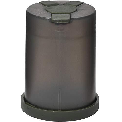 WILDO Shaker - 3-fach Gewürzstreuer - dunkelgrün - uni