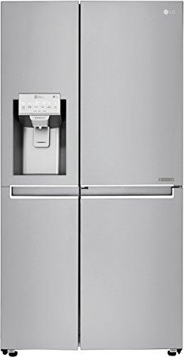 LG Electronics GSJ 961 NEBZ Kühlschrank / Side-by-sideA++ / 376kWh/Jahr /179 cm / 405 L Kühlteil / 196 L Gefrierteil / No Frost