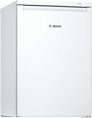 Bosch GTV15NWEA Serie 2 Freistehender Gefrierschrank / E / 85 cm / 164 kWh/Jahr / Weiß / 83 L