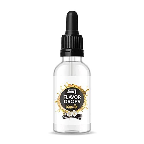 ESN Flavor Drops, Aromasystem, 50ml Vanilla