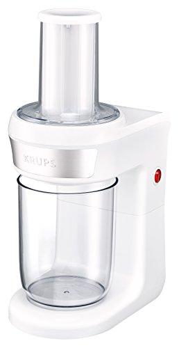 Krups Spiralizer HR6541 Spiralschneider (80 Watt, 0,8 Liter) weiß