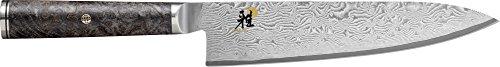 MIYABI Kochmesser, Edelstahl, Mehrfarbig, 33 x 3 x 6 cm