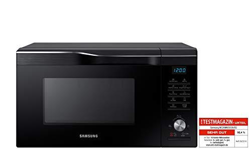 Samsung MW6000M Kombi-Mikrowelle MC2BM6055CK/EG mit Grill und Heißluft / 900 W / 28 L Garraum (Extra groß) / 51,7 cm Breite / HotBlast / Slim-Fry / Schwarz