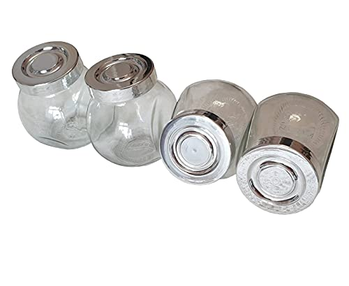 Ikea - Rajtan Gewürzglas, 4er Set