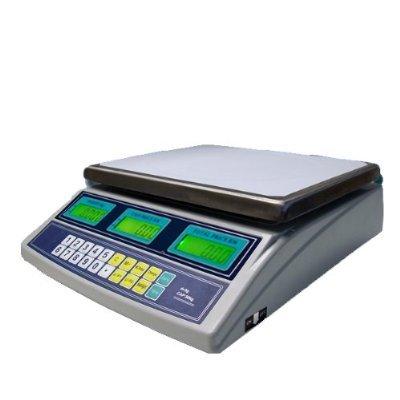 30kg/1g BPSF30/1 Preiswaage Marktwaage Ladenwaage