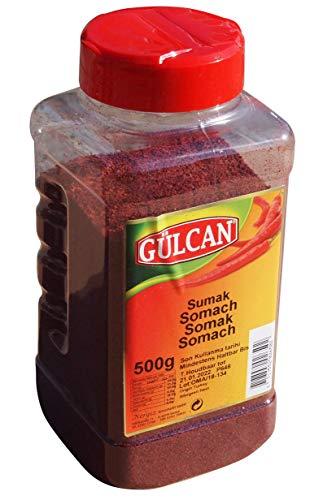 Gülcan - XL Gebinde Sumak - Sumach - Somak (500g)