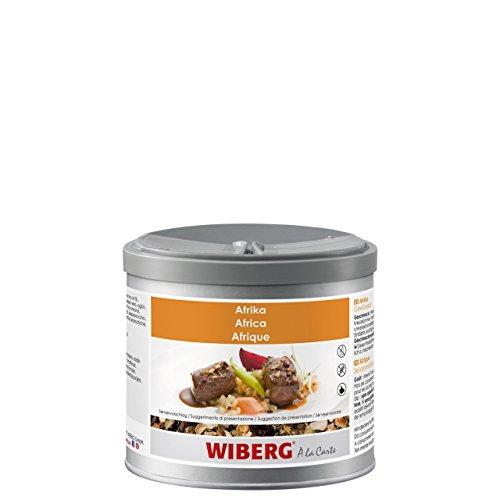 Wiberg Afrika Gewürzsalz (380g Dose)