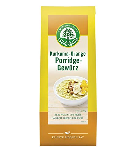 Kurkuma-Orange Porridge-Gewürz 50g