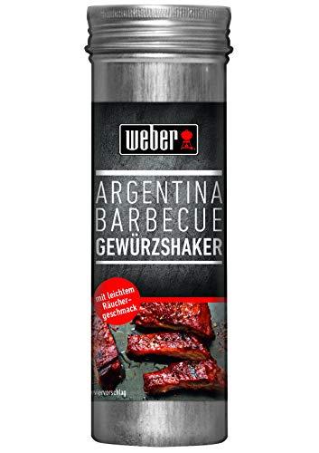 Weber Argentina BBQ Gewürzshaker, 100 g