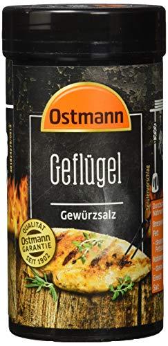 Ostmann Gewürze Geflügel Gewürzsalz, 3er Pack (3 x 125 g)