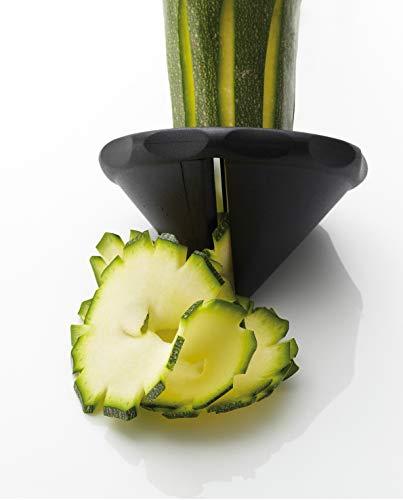 triangle 50 100 05 02 Spiralschneider praktisch für Gemüsespiralen aus Gurke Rettich Möhren