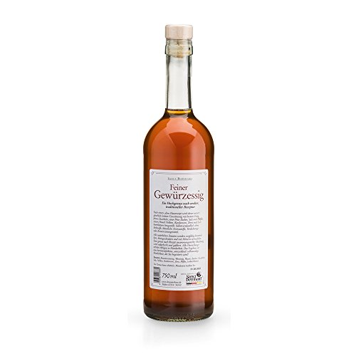 Sanct Bernhard Feiner Gewürzessig nach uralter, traditioneller Rezeptur 750 ml