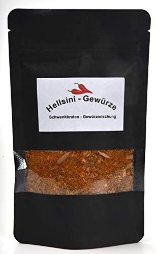 Schwenkbraten - Gewürzmischung 100g Premium Qualität Hellsini-Gewürze ohne Zusatzstoffe