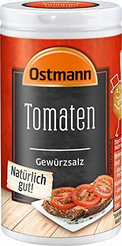 Ostmann Tomaten Gewürzsalz, 4er Pack (4 x 60 g)