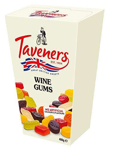 Taveners Wine Gums - Weingummi, 400 g