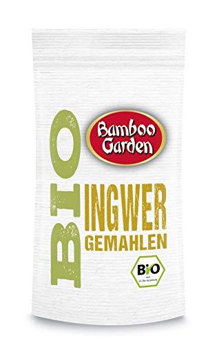 Bamboo Garden Bio Gewürz Ingwer gemahlen, 30 g