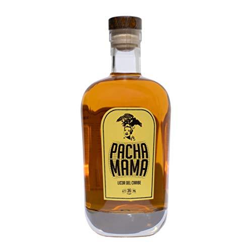 Pacha Mama - Rum Elixier/Dom. Rep./ Honig/Gewürzen/Kräutern/Moskatelwein/Aphrodisiakum/Mamajuana/Ohne künstl. Aromen