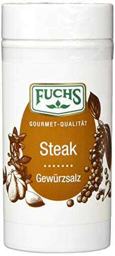 Fuchs Gewürze Steak Gewürzsalz, 200 g 119549
