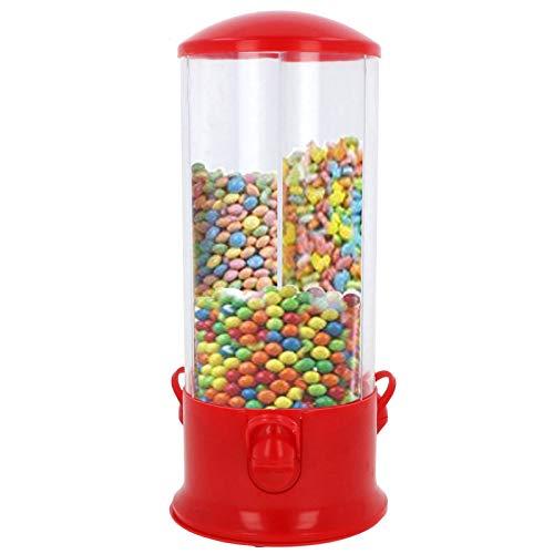 Smartweb 3 Fach Süssigkeiten Automat Bonbon Kaugummi Spender Süßigkeitenspender Cornflakes Retro