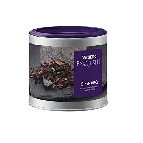 Wiberg Black BBQ, Barbacoa Würzmischung, 1er Pack (1 x 340 g)