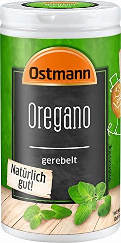 Ostmann Oregano gerebelt, 4er Pack (4 x 13 g)