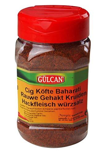 Gülcan - Cigköfte Gewürzmischung - Cig Köfte Baharati (200g)