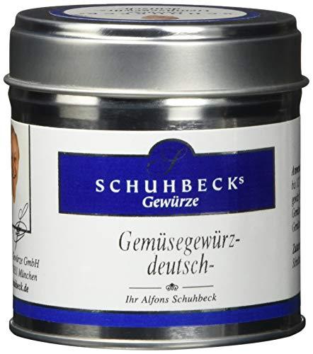 Schuhbecks Gemüsegewürz deutsch, 3er Pack (3 x 65 g)
