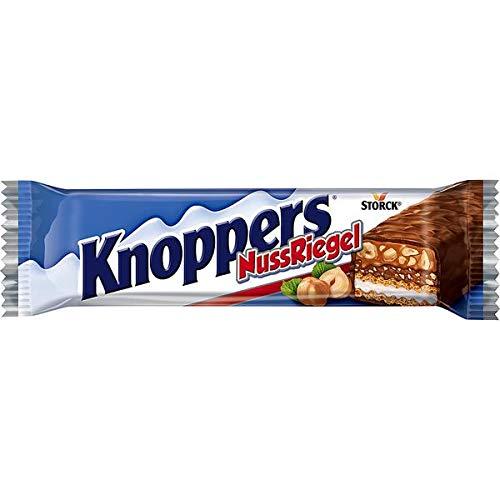 Storck Knoppers Nussriegel, 15 x 5er Pack (15 x 200g)