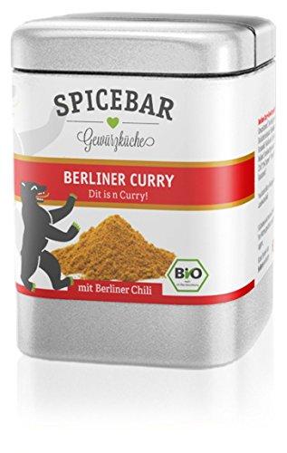 Berliner Curry, das Original aus der Hauptstadt in Premium Bio Qualität