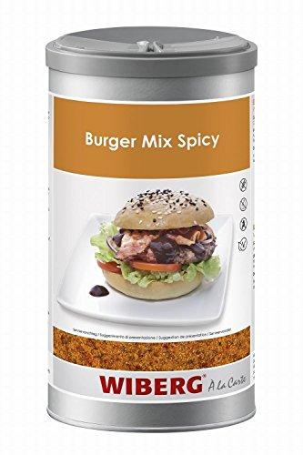 Wiberg Burger Mix Spicy, Würzmischung, 760g