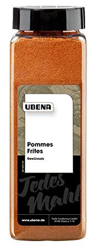Ubena Pommes Gewürz 1 kg, 1er Pack (1 x 1 kg)