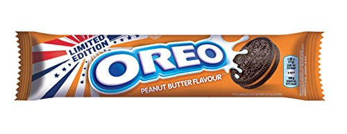 Oreo Peanut Butter 1x 154g