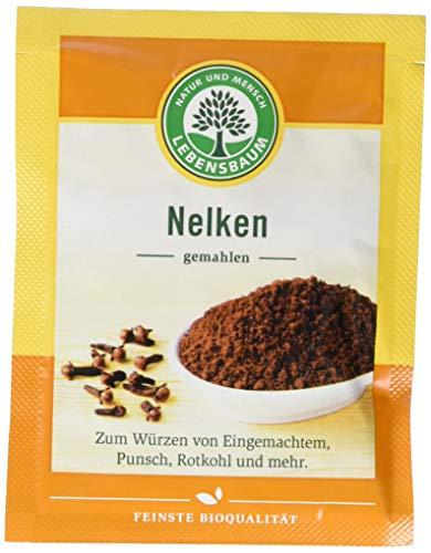 Lebensbaum Nelken, gemahlen, 10 g