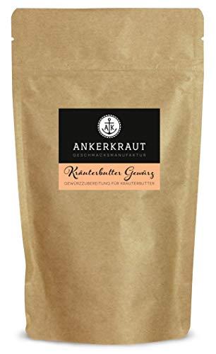Ankerkraut Kräuterbutter Gewürz, Kräuterbutter selber machen, 130g im aromadichten Beutel