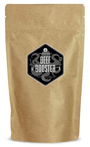 Ankerkraut Beef Booster, Rub Brisket und Steak Gewürz, Gewürzmischung für Fleisch, 250g im aromadichten Beutel