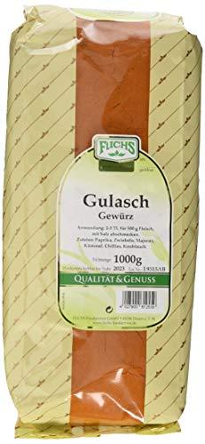 Fuchs Gulaschgewürz (1 x 1 kg)