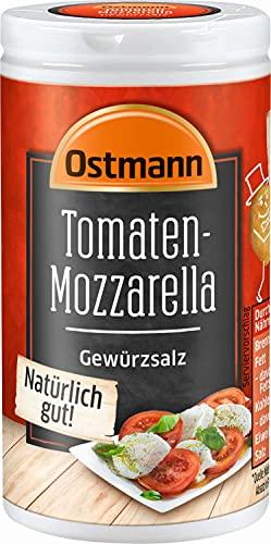 Ostmann Tomaten Mozzarella Gewürzsalz, 4er Pack (4 x 60 g)