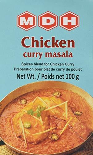 MDH Chicken Curry Masala, 1er Pack (1 x 100 g)
