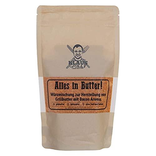Klaus grillt - Alles in Butter! (250 g)