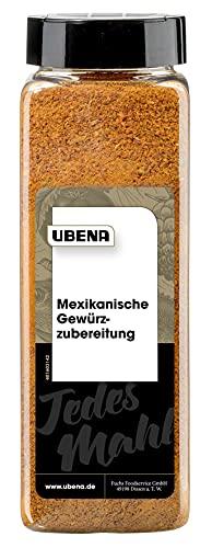 UBENA Mexikanische Gewürzzubereitung, 2er Pack (2 x 600 g)