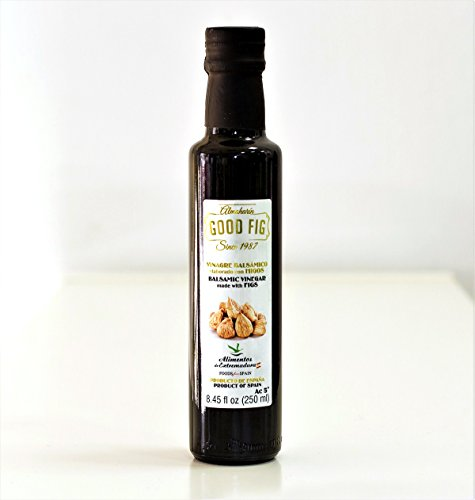 Good Fig | Feigenessig | Balsamico Essig aus Premium Feigen der Sorte Calabacita aus Spanien