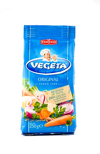 Podravka, Vegeta spice mix, sachet, 250 g (Pack of 8)