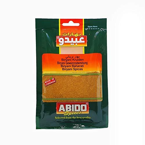 Gewürze - Biryani - Abydos - Qualität garantiert - 50 g