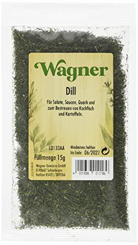 Wagner Gewürze Dill (1 x 15 g)