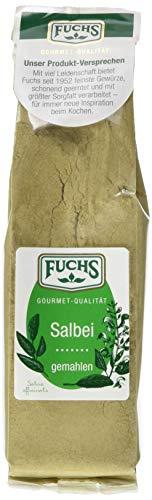 Fuchs Gewürze Salbei gemahlen, 45 g 124549