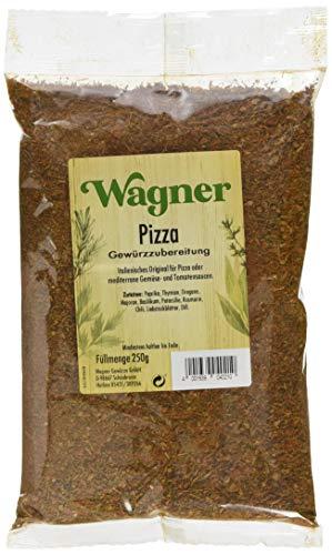 Wagner Gewürze Pizza Gewürzzubereitung (1 x 250 g)