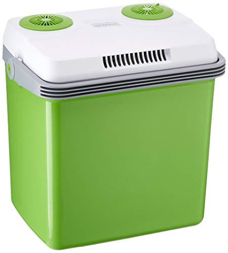 SEVERIN KB 2923 Elektrische Kühlbox (mit Kühl-& Warmhaltefunktion, 25 L, inkl. 3 Anschlüssen Netzanschluss, zusätzliche 12 V-Anschlussleitung für Zigarettenanzünder & USB-Anschluss)