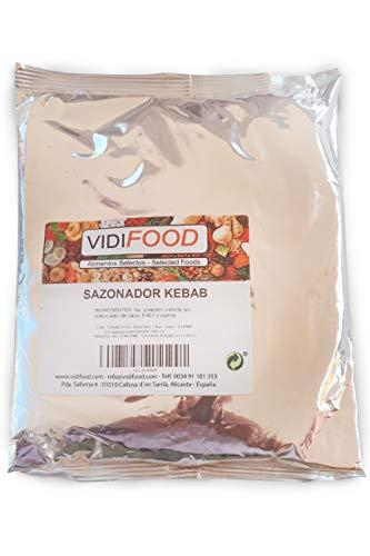 Kebab Mix - 1kg - Kebab Gewürzpulver - Schawarma Gewürzmischung - Türkisches Dönergewürz - Keto-, Paläo- und vegane Ernährung